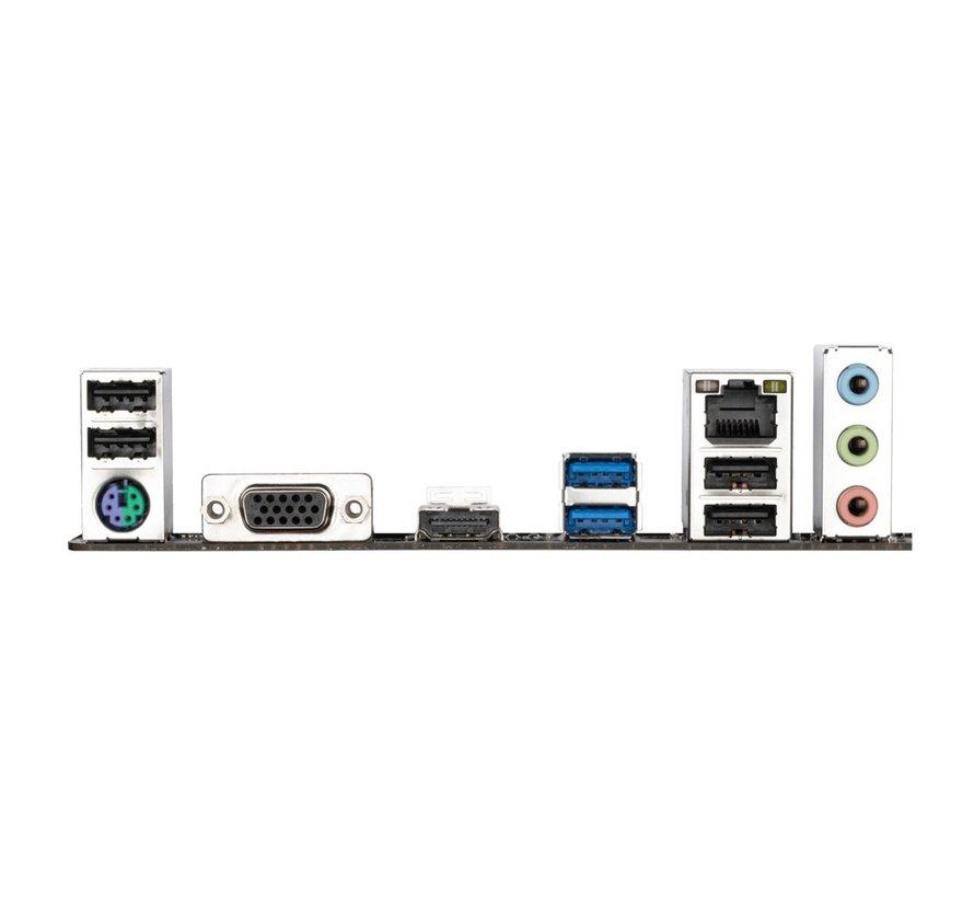 MB  H510M / LGA1200 / M.2 / HDMI / mATX