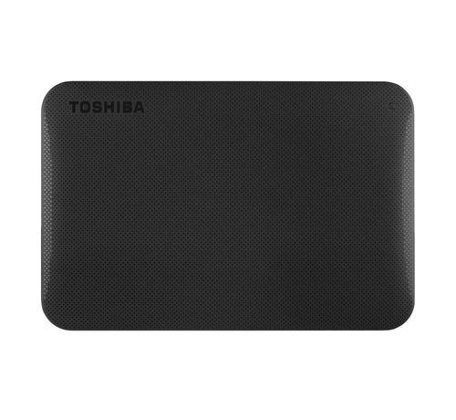 Toshiba HDD ext.  Ready 1TB / USB3.2 / 2.5Inch / Black (refurbished)