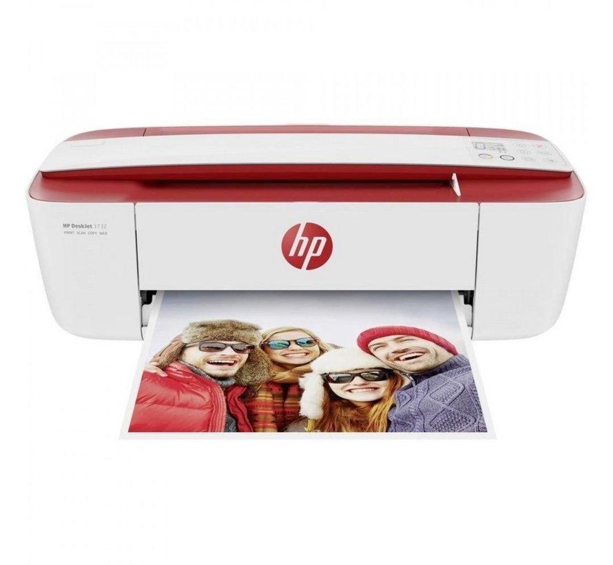 HP Deskjet Printer 3788 AiO / Color / WiFi