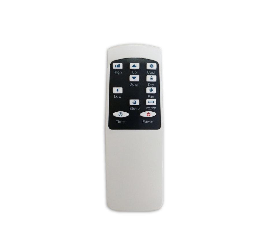 Pcman Mobiele Airco 9000 BTU Wi-Fi