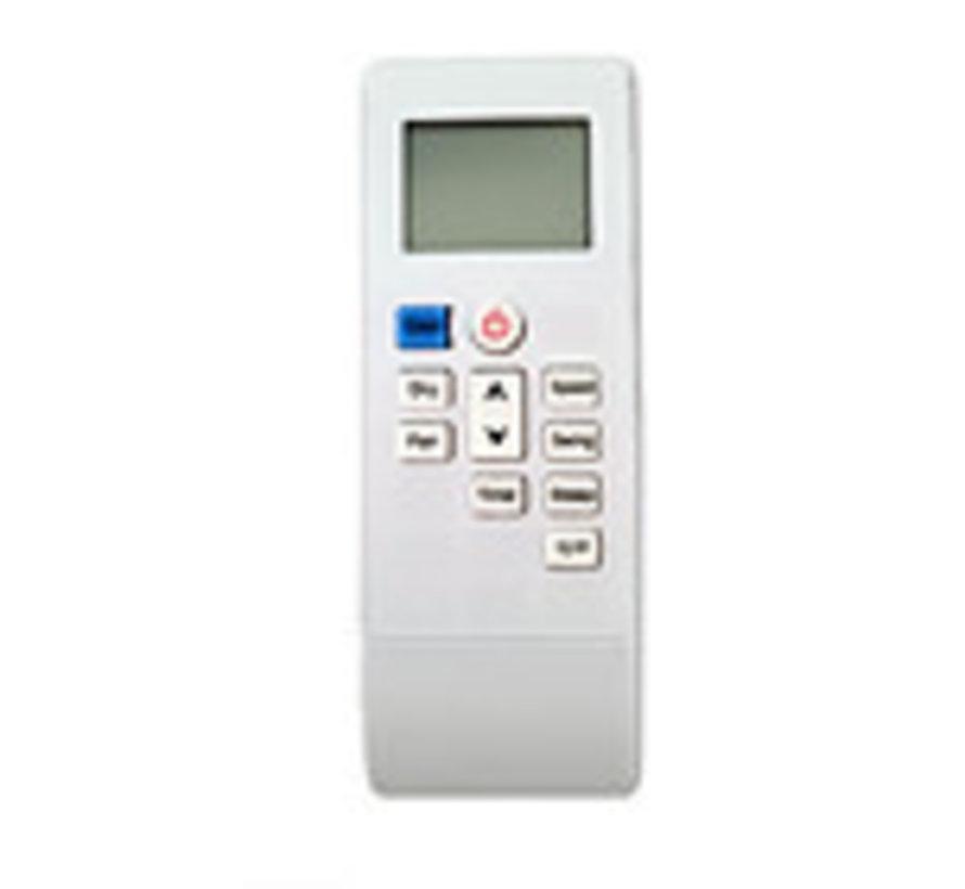 Pcman Mobiele Airco 14000 BTU Wi-Fi
