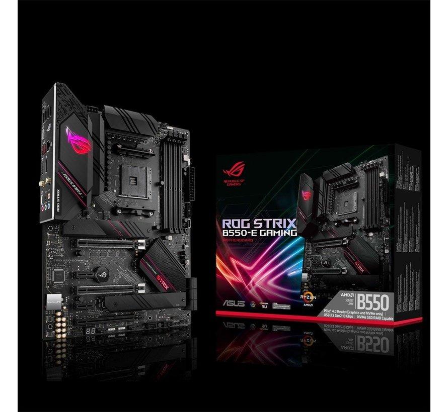 MB  ROG STRIX B550-E GAMING AM4 / 4x DDR4 / ATX (refurbished)