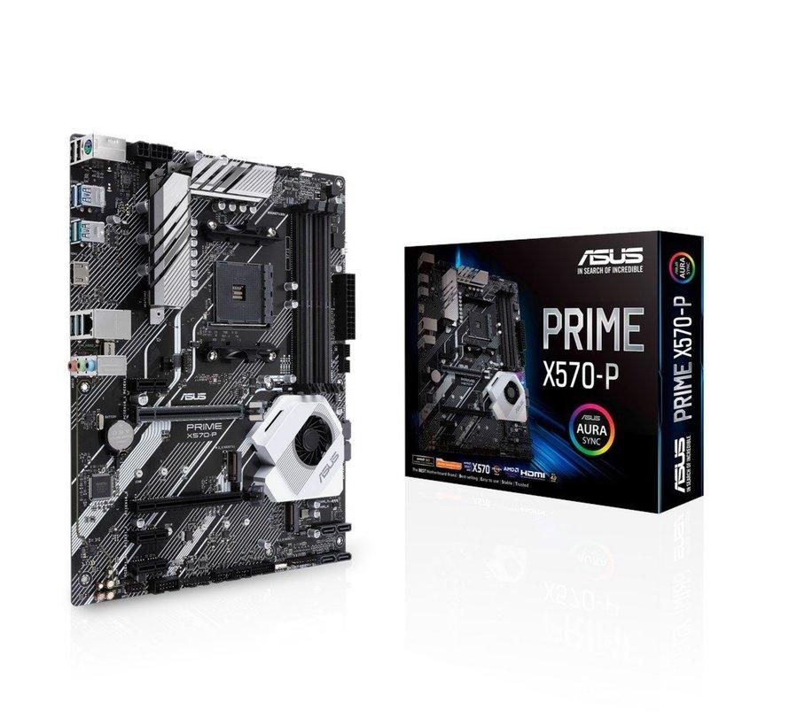 MB ASUS Prime X570-P Socket AM4 ATX AMD X570