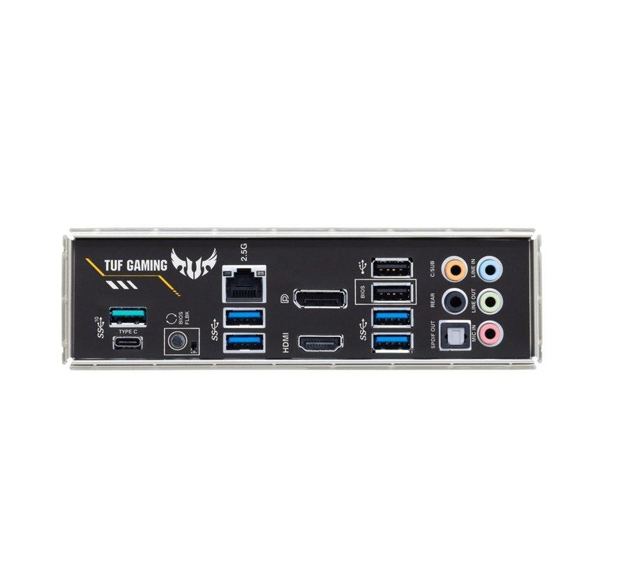MB  TUF Gaming B550-PLUS AM4 mATX