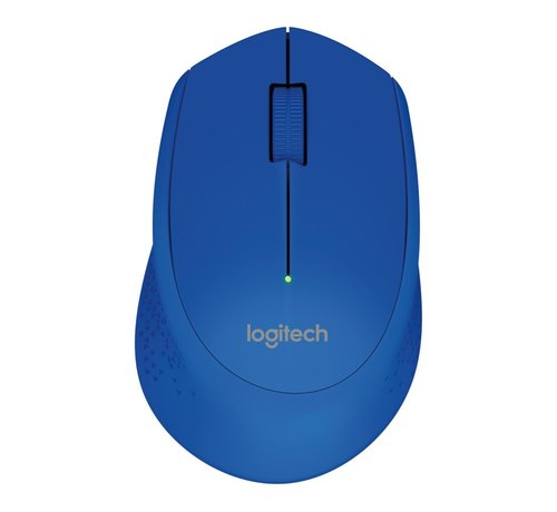 Logitech Wireless Mouse M280 Blue