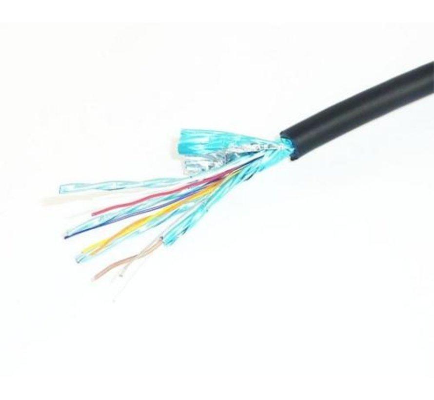 Gembird DisplayPort - HDMI, 1.8m HDMI A Zwart