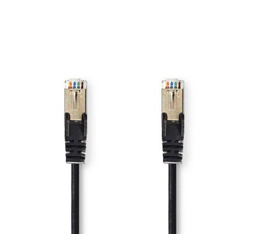 Nedis CAT5e SF/UTP-Netwerkkabel/RJ45 3m Zwart
