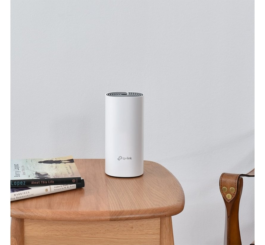 AC1200 Whole Home Mesh Wifi-systeem Deco E4 (2-pack)