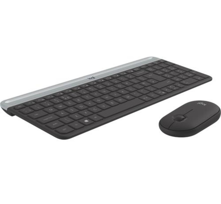 MK470 Slim Wireless Keyboard and Mouse Combo