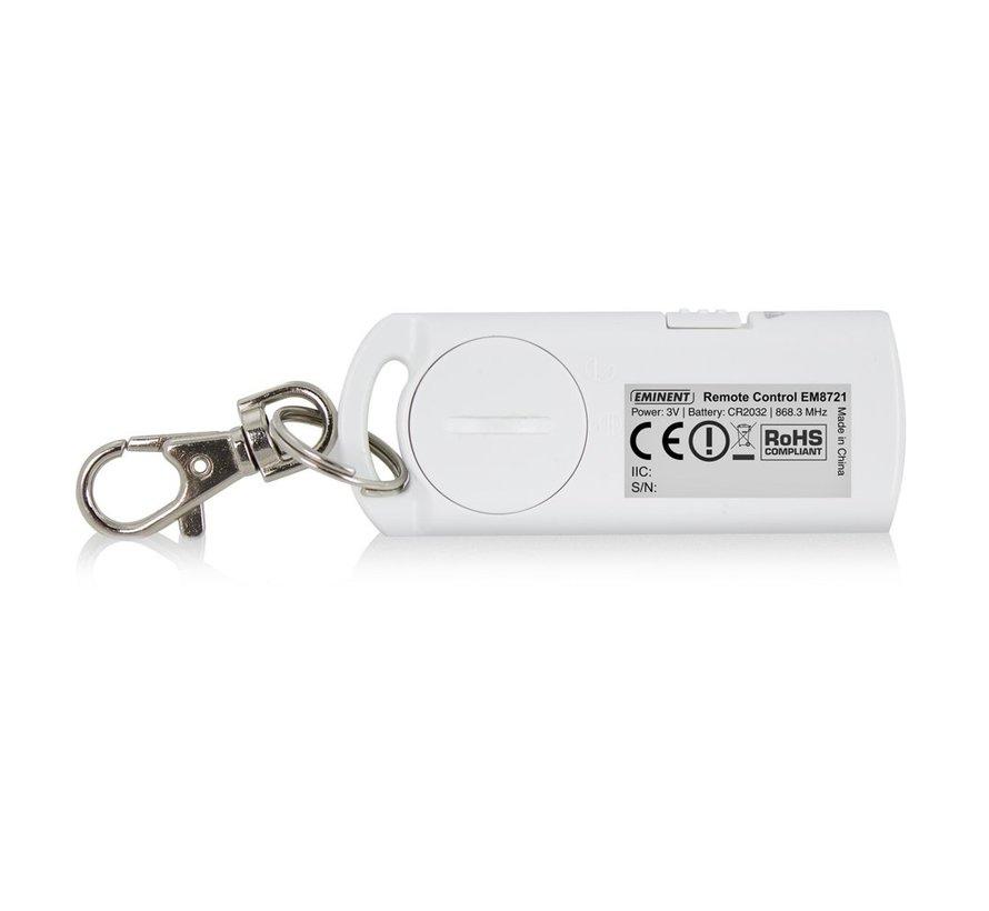 Remote control 868MHz wireless alarm system