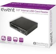 Ewent Eminent 3.5'' Internal Cardreader geheugenkaartlezer USB 2.0
