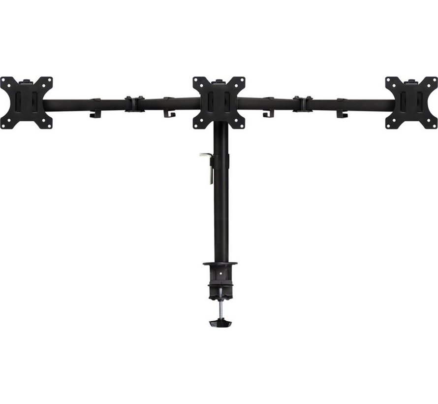 Monitor desk mount stand 3 LCD