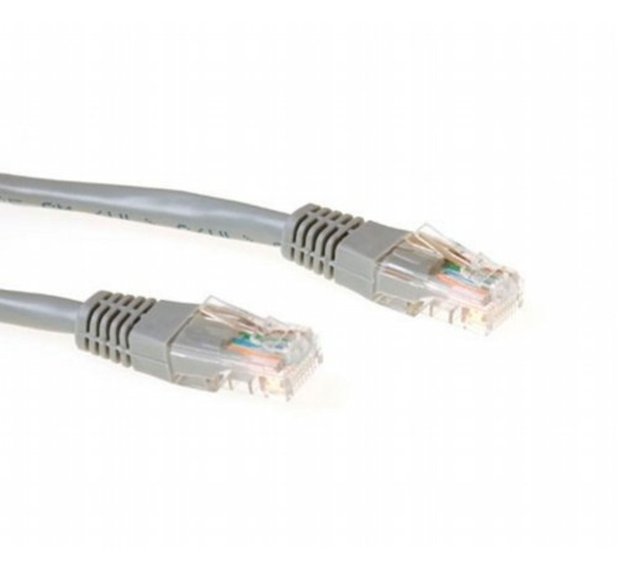 OEM CAT5e Networking Cable 1.5 Meter Grey