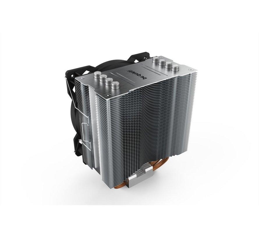 Be quiet! Pure Rock 2 Processor Koeler 120mm Zilver