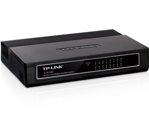 TP-Link Switch 16-Poorts 10/100Mbit Unmanaged