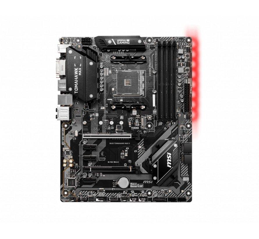MB  B450 TOMAHAWK MAX II AMD B450 Socket AM4 ATX