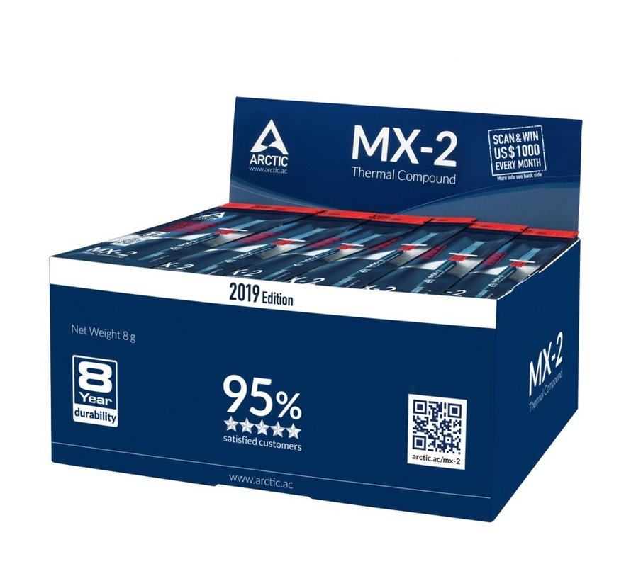 ARCTIC MX-2 Heat sink compound 5,6 W/m·K 8 g