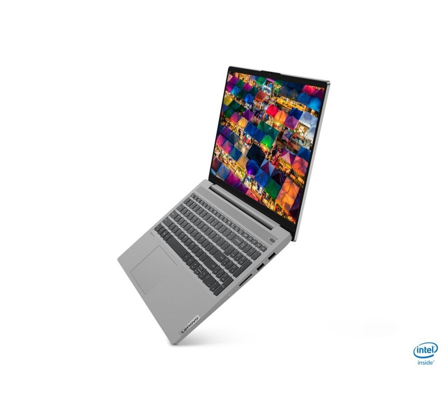 Ideapad 5 15.6 F-HD i5-1035G1  8GB / 512GB / W10P