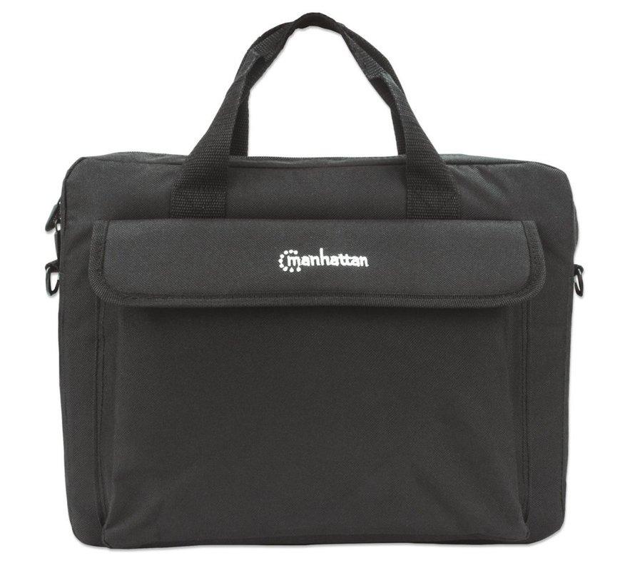 Manhattan Notebook Bag 14.1'' Black