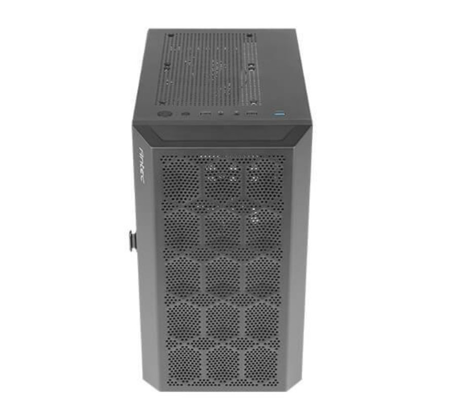 Case  NX200M Mini Tower Zwart