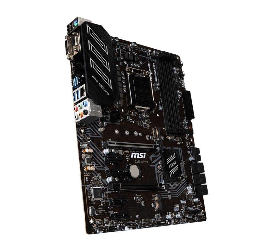 MB  Z390-A PRO / 1151 8th comp / m.2  / 4x DDR4/ ATX