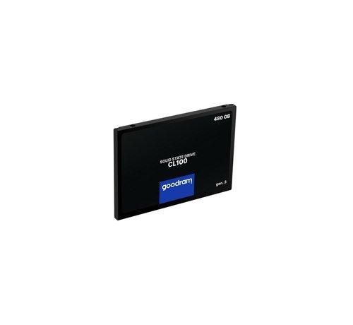 Goodram SSD  CL00 480GB( 540MB/s Read 460MB/s)