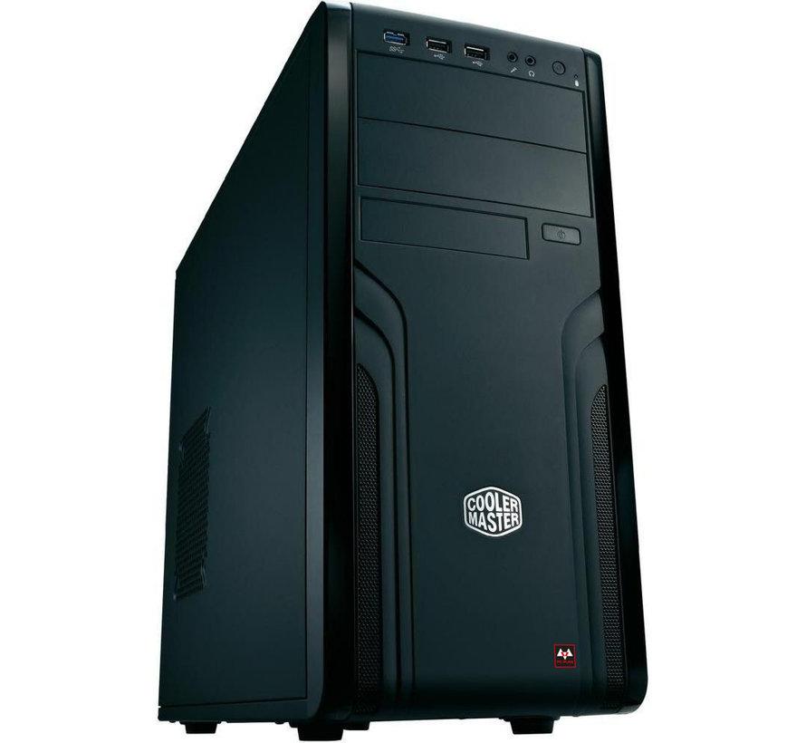 Pcman Desktop Pc Force 500 Intel i3 incl. Windows 10