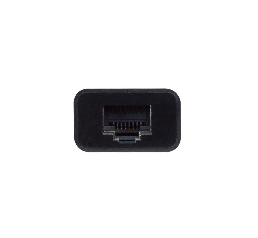 USB-C - Gigabit Ethernet adapter, 0.15 Meter