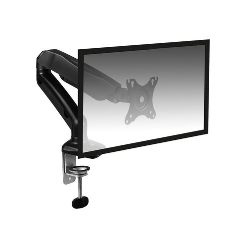 Ewent Monitor desk mount stand gas spring 1 LCD (refurbished)