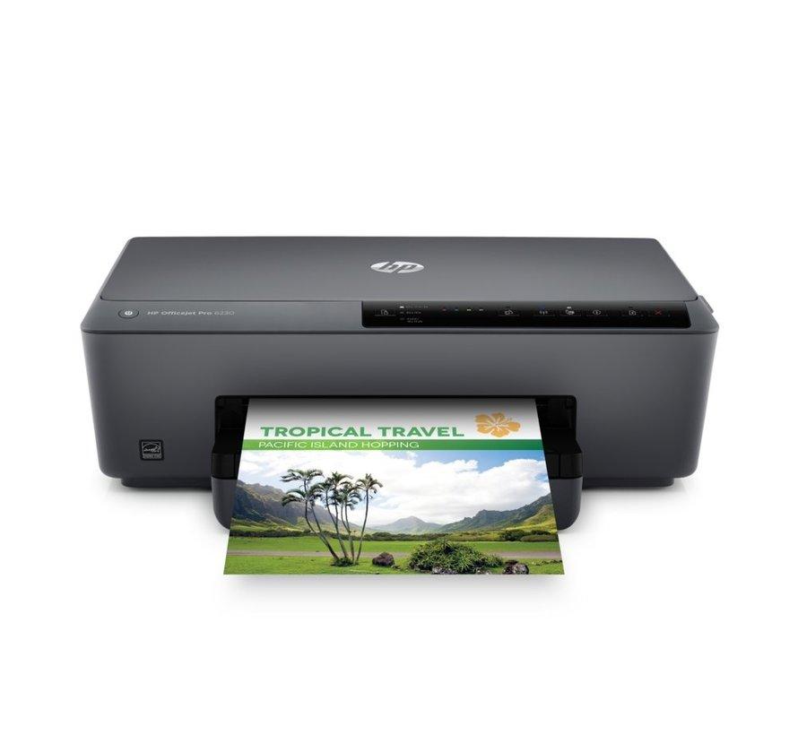 HP Officejet Pro 6230 / WIFI / Color / 18PPM (refurbished)