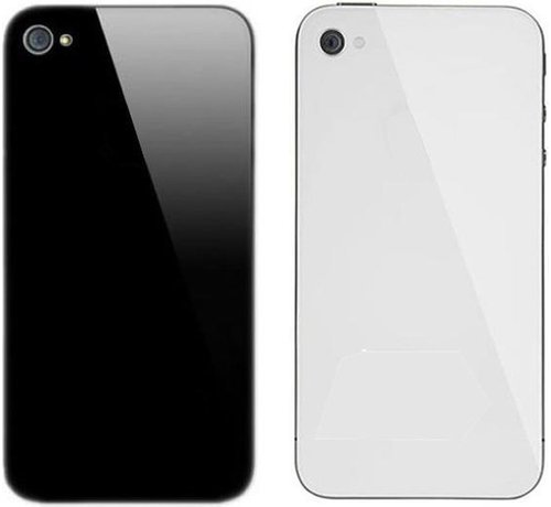 iPhone 4S Achterkant Backcover Wit