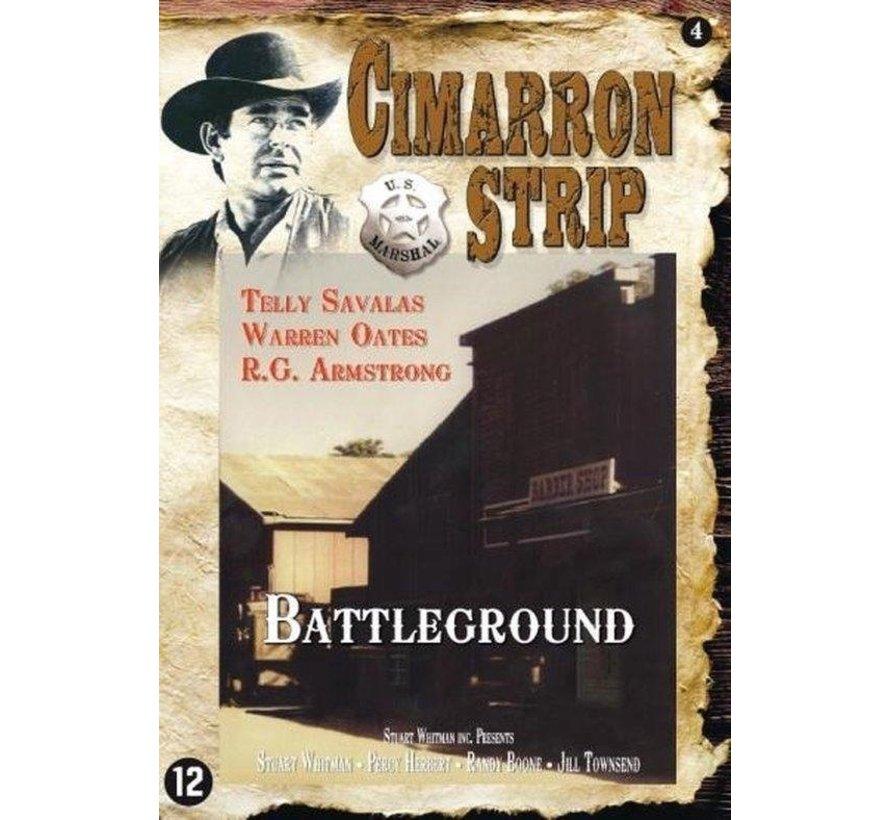 Cimarron Strip - The Battleground