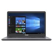 "Asus ASUS VivoBook 17 F705MA(GML-R)-BX189T Notebook 43,9 cm (17.3"") HD+ Intel® Celeron® N 4 GB DDR4-SDRAM 256 GB SSD Windows 10 Home Grijs"