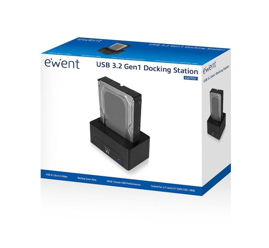Eminent Docking Station voor 2.5inch en 3.5inch USB 3.0 (refurbished)