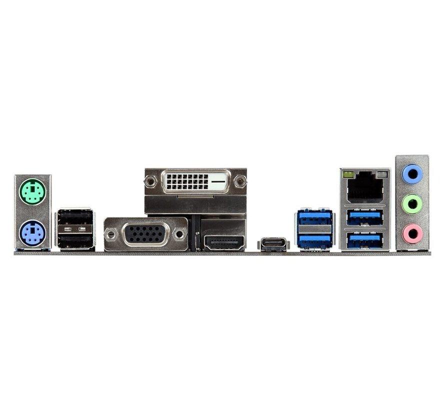 MB  B450M Pro4-F AMD B450 Socket AM4 mATX (refurbished)