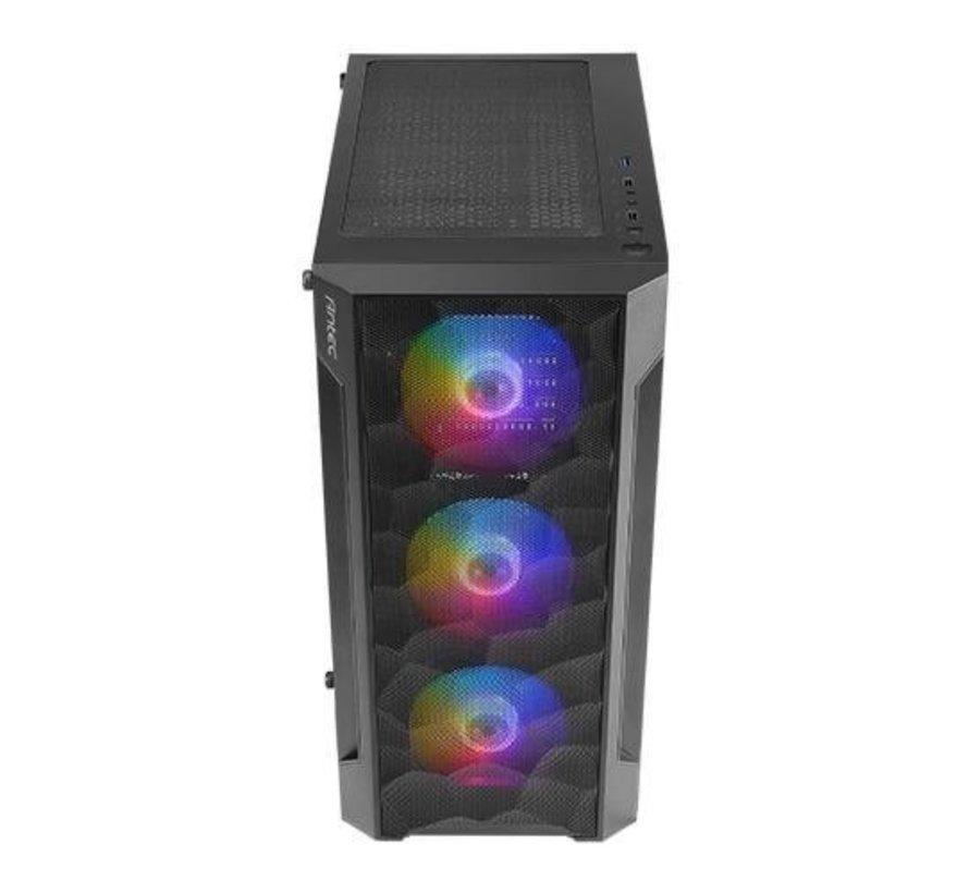 Case  NX260 Midi Tower Zwart