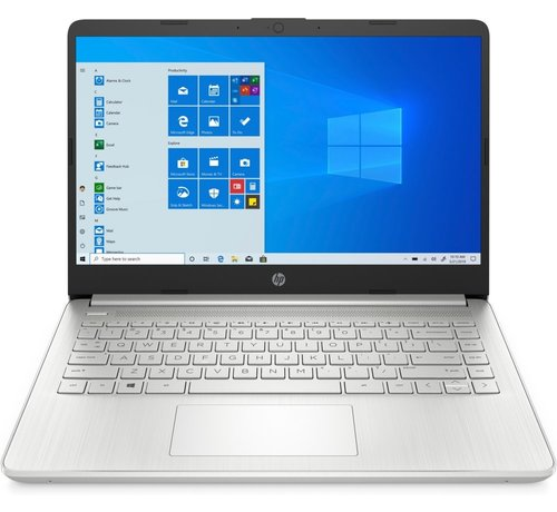 Hewlett Packard HP 14S-DQ2125ND / 14.0 F-HD / i5-1135G7 / 8GB / 256GB W10H (refurbished)