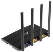 TP-Link TP-LINK Archer C6U draadloze router Gigabit Ethernet Dual-band (2.4 GHz / 5 GHz) Zwart
