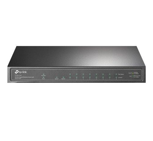 TP-Link TP-LINK TL-SG1210P Gigabit Ethernet (10/100/1000) Power over