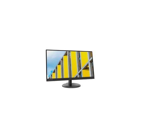 Lenovo MON  D27-30 27inch F-HD LCD HDMI / VGA Zwart