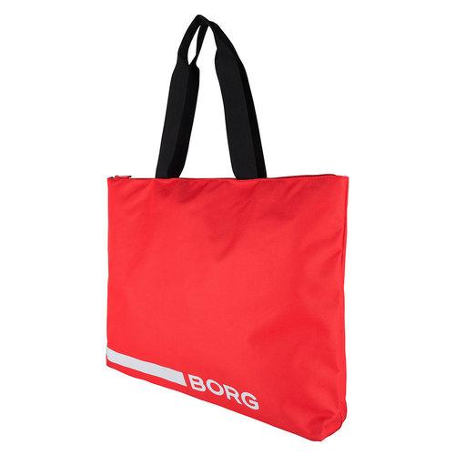Bjorn Borg Hand Tas Shopper - Rood