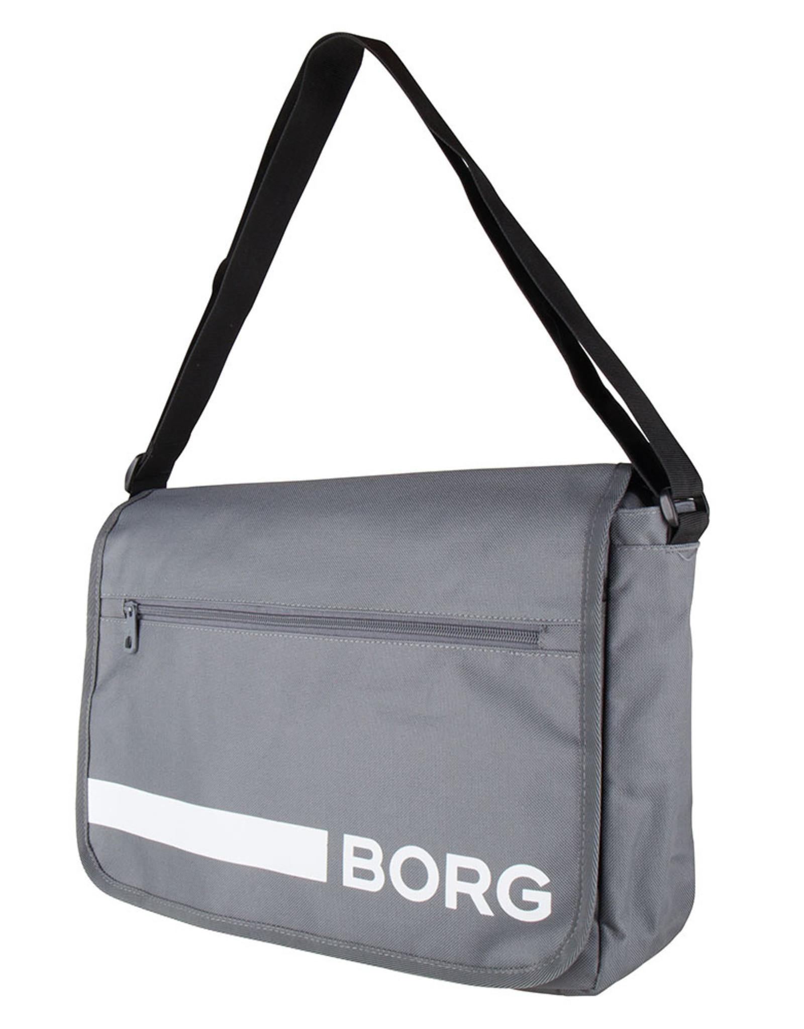 Bjorn Borg Schouder Tas  Flyer - Grijs