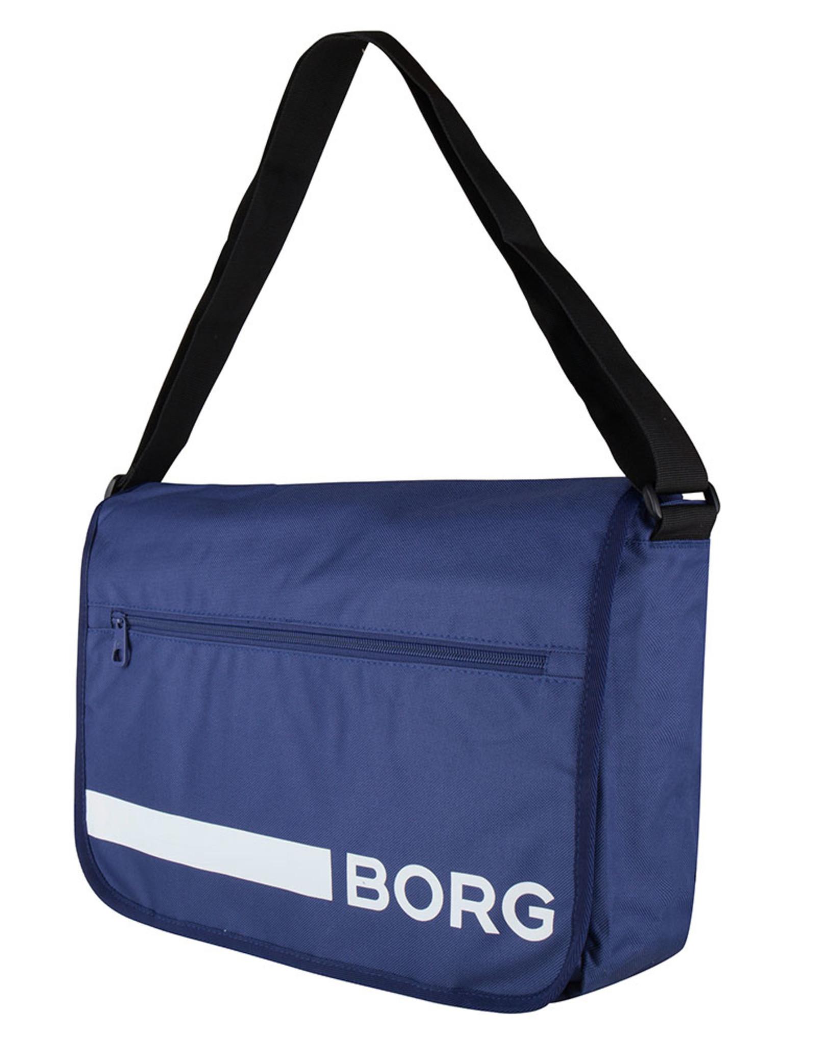 Bjorn Borg Schouder Tas Flyer Low - Blauw