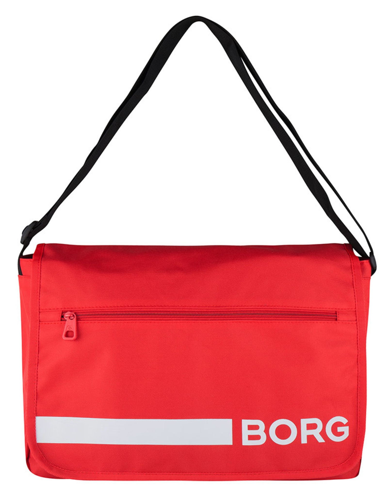 Bjorn Borg Schouder Tas Flyer Low - Rood
