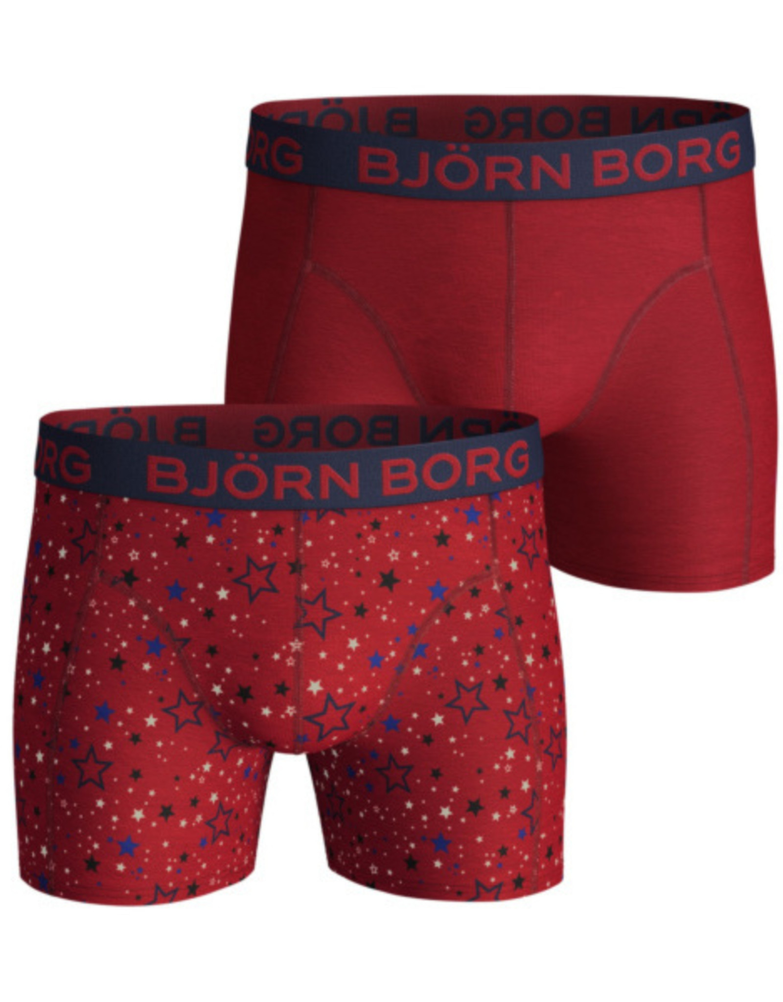 Bjorn Borg Boxershort 2-pack Graphic Star