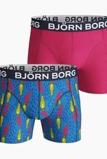Bjorn Borg Boxershorts 2-pack Alien