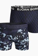 Bjorn Borg Boxershorts 2 Pack Camo Floral