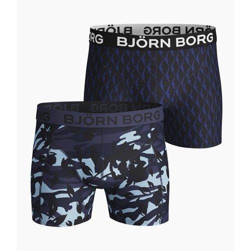 Bjorn Borg Boxershort 2 Pack Camo Floral