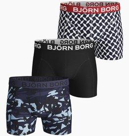 Bjorn Borg Boxershort 3 Pack