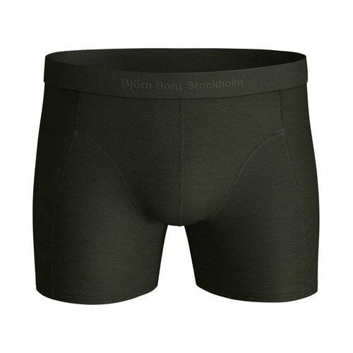 Bjorn Borg Boxershort 2 Pack Solids